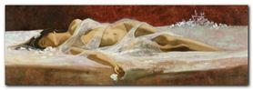 The Dream plakat obraz 80x30cm