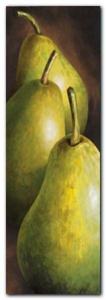 Pere plakat obraz 25x70cm