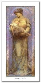 O Holy Night plakat obraz 50x100cm