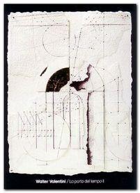 La Porta Del Tempo II plakat obraz 65x90cm