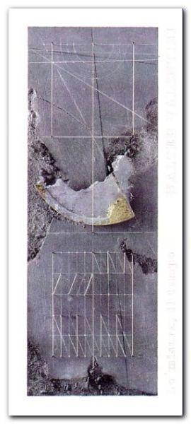 Portal III plakat obraz 45x100cm