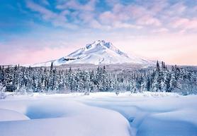 MOUNTAIN GRACEFUL fototapeta 366x254cm