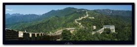 Great Wall Of China plakat obraz 95x33cm
