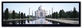 Taj Mahal,Agra,India plakat obraz 95x33cm