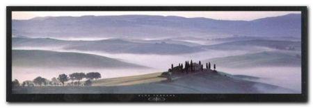 Alba Toscana plakat obraz 95x33cm (1)