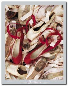 Satin Shoes plakat obraz 40x50cm