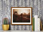 Brooklyn Bridge plakat obraz 50x40cm (3)
