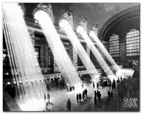 Grand Central Station plakat obraz 50x40cm