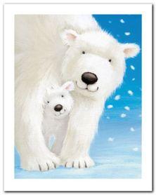 Fluffy Bears I plakat obraz 40x50cm