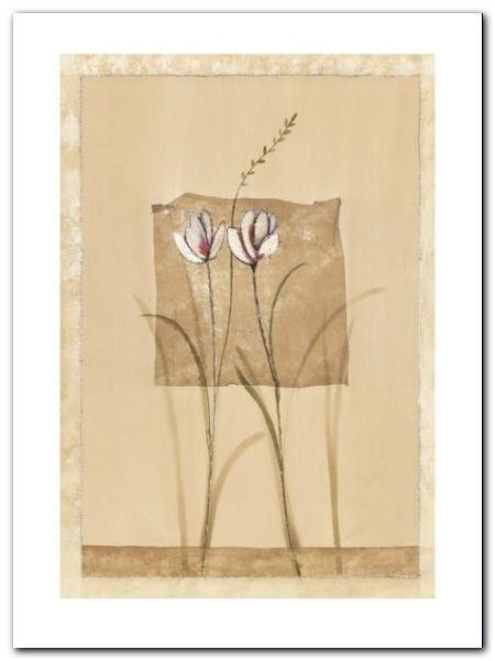 Fleurs Des Champs II plakat obraz 30x40cm (1)