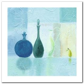 The Glass Collection plakat obraz 60x60cm