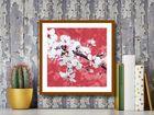 Blossom In Pink plakat obraz 50x50cm (3)