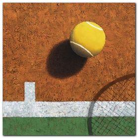 Tennis plakat obraz 50x50cm