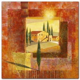 Toscana 4 plakat obraz 50x50cm