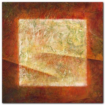 Tao Square plakat obraz 50x50cm (1)