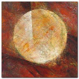 Tao Circle plakat obraz 50x50cm