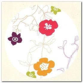 Floral Composition plakat obraz 50x50cm