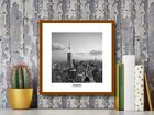 Empire State Building plakat obraz 30x30cm (3)