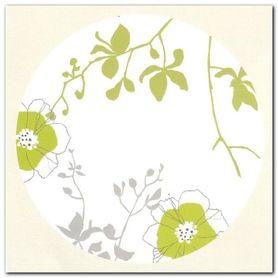 Floral Composition plakat obraz 30x30cm