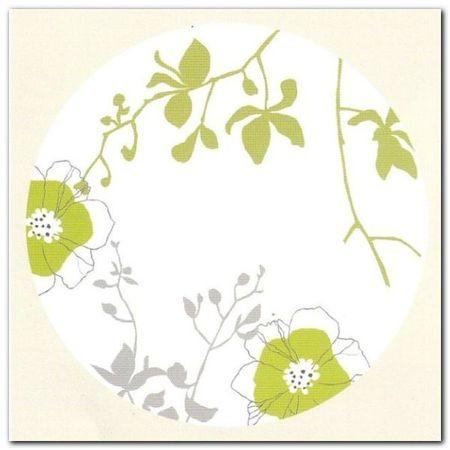 Floral Composition plakat obraz 30x30cm (1)