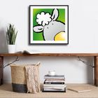 Sheep plakat obraz 30x30cm (2)