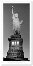 Statue Of Liberty plakat obraz 50x100cm