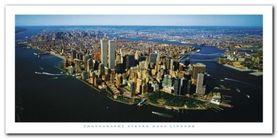 Manhattan plakat obraz 100x50cm