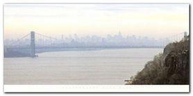 G. Washington Bridge plakat obraz 100x50cm
