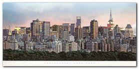 New York Skyline plakat obraz 100x50cm