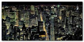Empire State B. plakat obraz 100x50cm