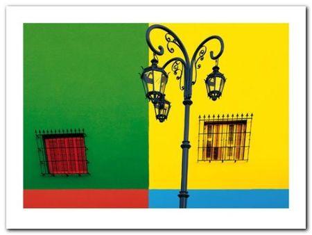La Boca I plakat obraz 80x60cm (1)