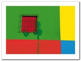 La Boca II plakat obraz 80x60cm