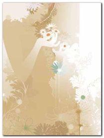 Daisy Lores II plakat obraz 60x80cm
