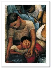 La Noches plakat obraz 60x80cm