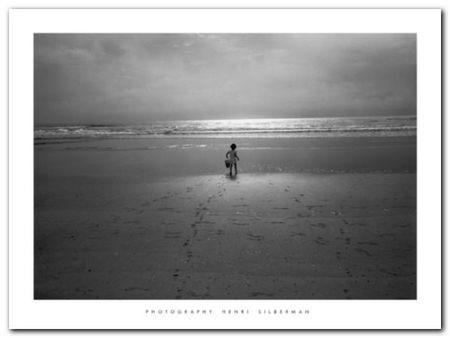 Joe On The Beach plakat obraz 80x60cm (1)