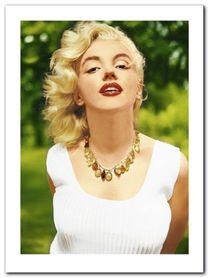 Marilyn Monroe plakat obraz 60x80cm