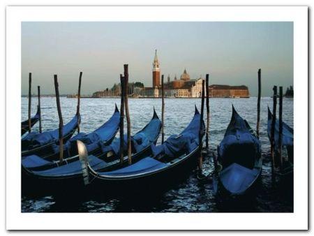 San Giorgio Maggiore plakat obraz 80x60cm (1)