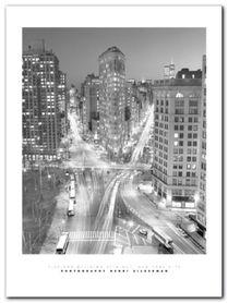 Flatiron Building plakat obraz 60x80cm
