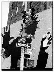 Bond Street Billboard plakat obraz 60x80cm