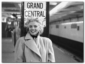 Marilyn Monroe plakat obraz 80x60cm