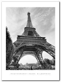 La Tour Eiffel, Paris plakat obraz 60x80cm