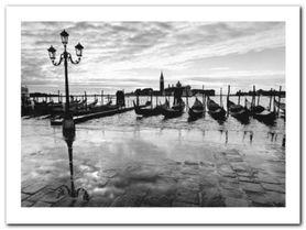 Venetian Morning plakat obraz 80x60cm