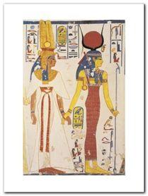 Nefertari And Isis plakat obraz 60x80cm