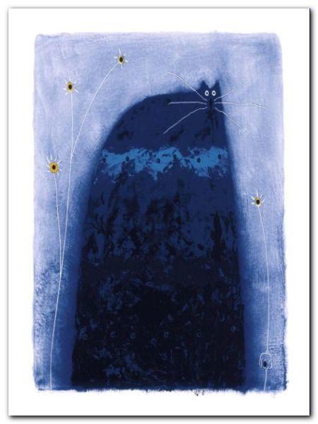 Coxcombe plakat obraz 60x80cm (1)