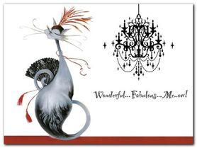 Wonderful Fabulous plakat obraz 80x60cm