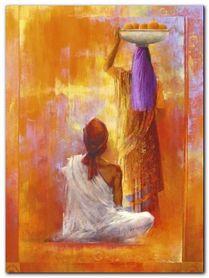 Kerala plakat obraz 60x80cm