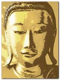 Siddhartha plakat obraz 60x80cm