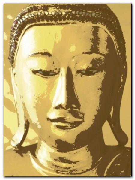 Siddhartha plakat obraz 60x80cm (1)