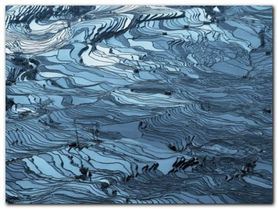 Bluewater plakat obraz 80x60cm