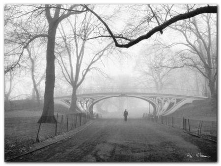 Gothic Bridge plakat obraz 80x60cm (1)